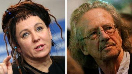 2018 və 2019-cu illər üçün ədəbiyyat üzrə Nobel mükafatçıları: Tokarczuk və Handke