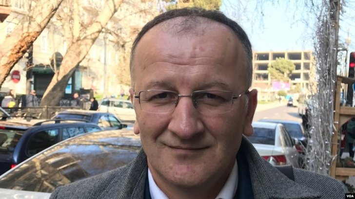 Polis Mustafa Hacıbəylidən döyülmə faktını təkzib etməyi tələb edir