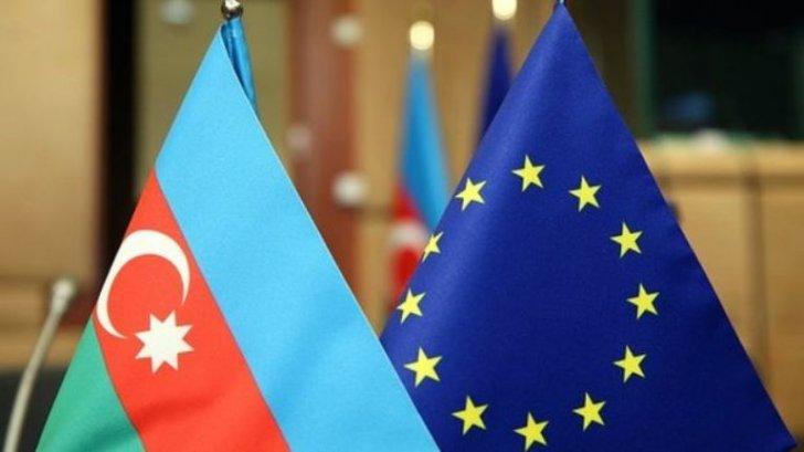 Avropa İttifaqından Azərbaycanla yeni sazişin paraflanmasıyla bağlı
