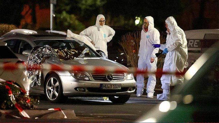 Almaniyada atışma: 9 nəfər öldürülüb -