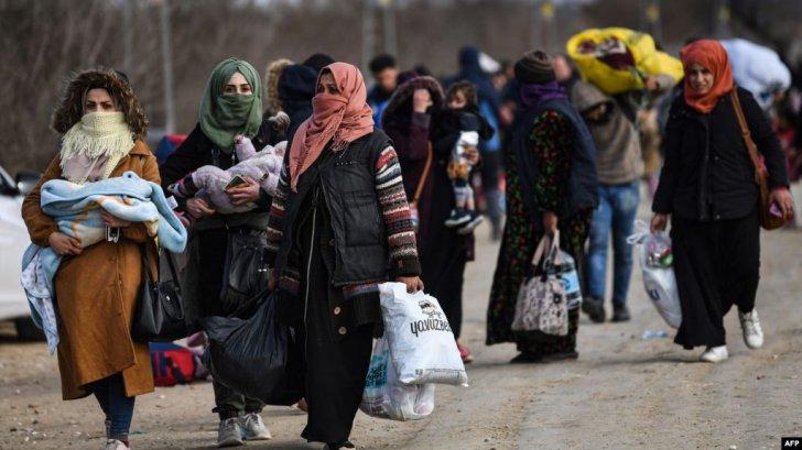 Türkiyə miqrantları Avropaya zorla keçirmək istəyir?