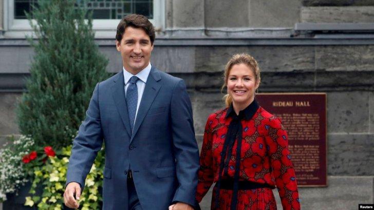 Kanadanın Birinci xanımı koronavirusa yoluxub? -