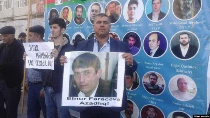 AXCP fəalı barədə yeni cinayət işi açılıb