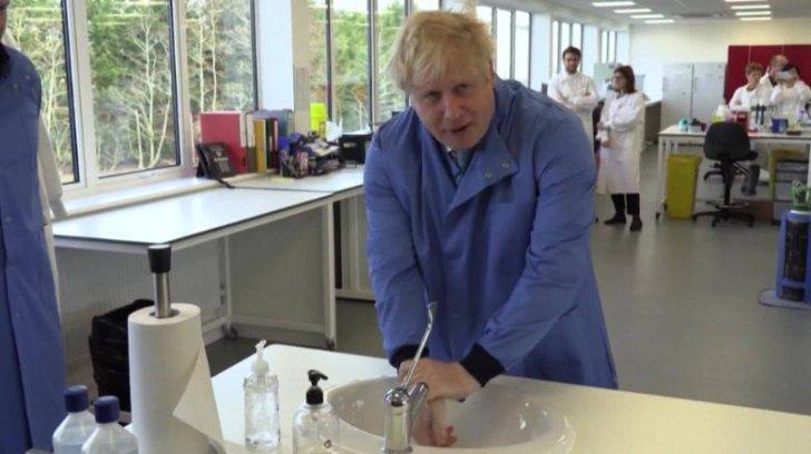 Britaniyanın Baş naziri Boris Johnson koronavirusa yoluxub