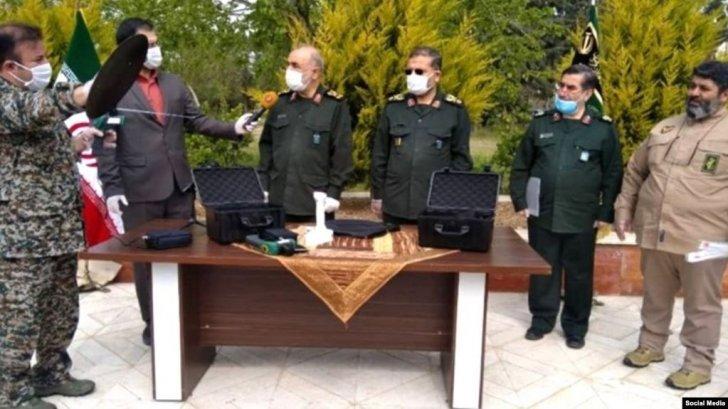 İranın koronavirus