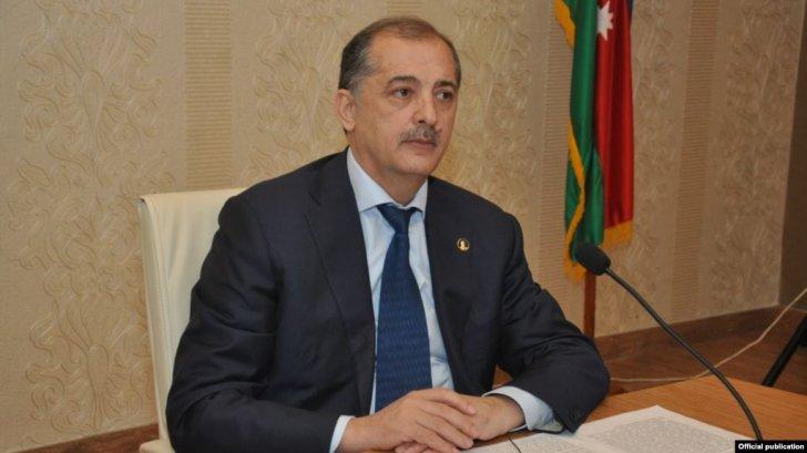 Vilyam Hacıyevin həbsinin görüntüləri yayıldı -