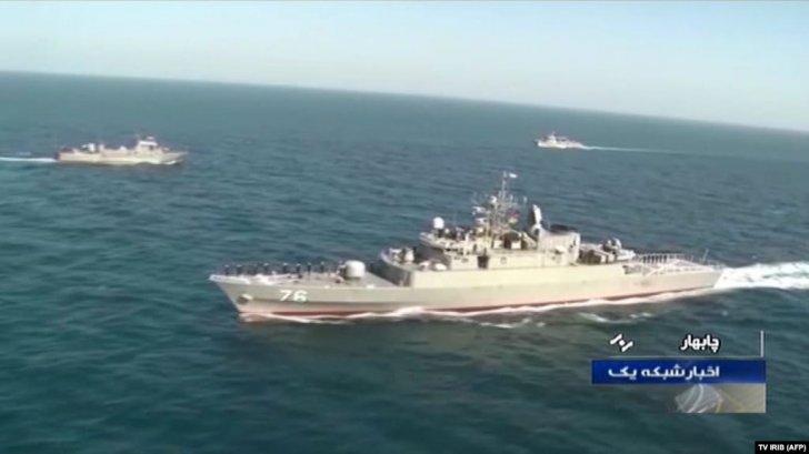 İran öz gəmisini vurub: yaralılar və ölənlər var