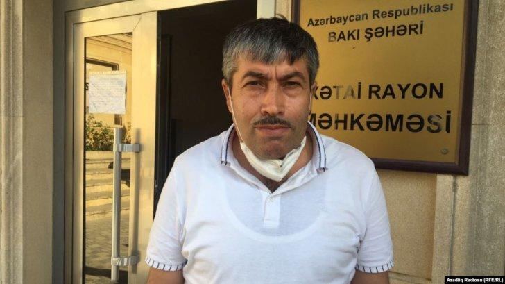 Jurnalist Təzəxan Mirələmli məhkum edildi