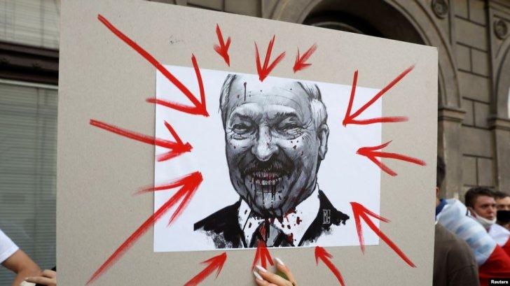 Belarus diktatorunun getmək vaxtıdır -