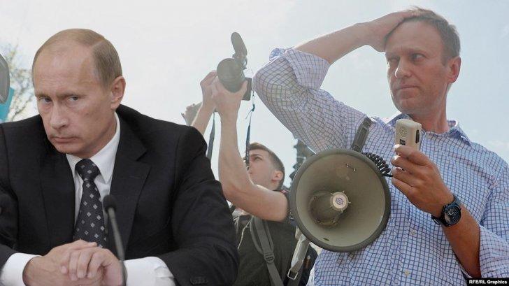 Navalny məsələsində Qərbin barmağı var? -