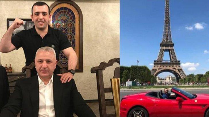 Millət vəkilinin oğlu Londonda 2 milyonluq borca düşüb -
