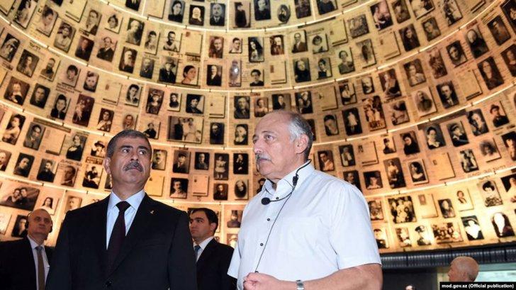 İsrail Azərbaycanın çirkli pullarının yuyulması üçün