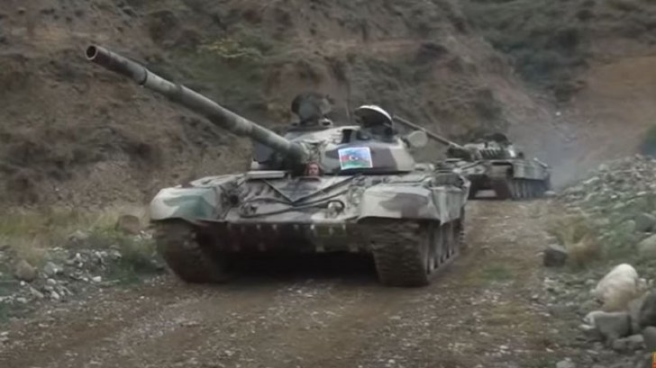 Azərbaycan Ordusu bu gün yeni dayaq məntəqələrini azad edib -