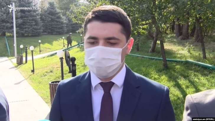 Ermənistan DTX başçısı işdən Azərbaycana görə çıxarılıb? -