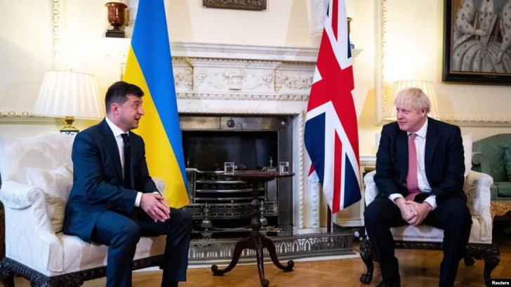 Britaniya ilə Ukrayna