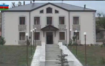 İşğaldan azad edilmiş Talış kəndinin görüntüləri -