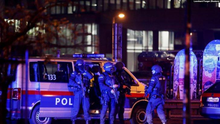 Vyanada terror: ölən və yaralananlar var