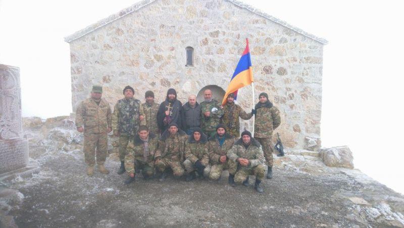 Azad edilmiş Qarabağda erməni terrorçu dəstələri qalıb