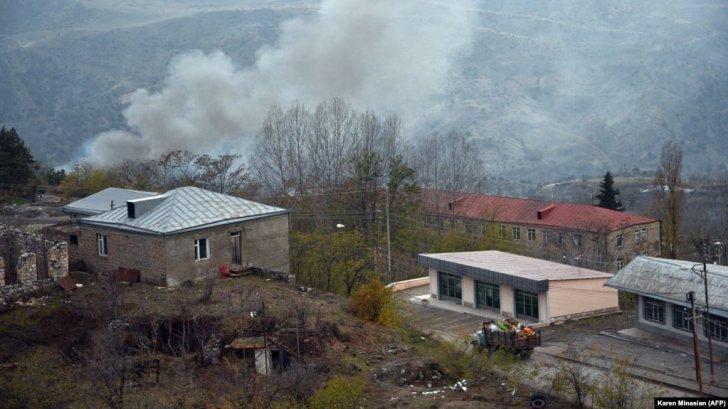 Azərbaycan ordusu Laçın rayonuna daxil oldu -