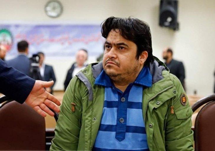 İranda jurnalist Ruhullah Zemi qətlə yetiriblər -