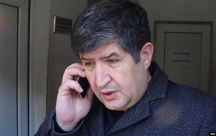 Jurnalist Şahvələd Çobanoğlunun ölkədən çıxışına qoyulan qadağa ləğv olunub