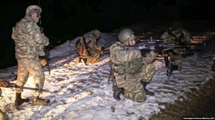 Xocavənddə silahlı qarşıdurma: yaralanan və ölənlər var