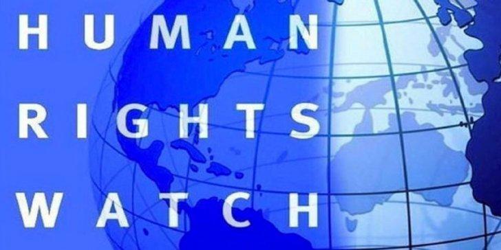 """Human Rights Watchın """"Azərbaycan: 2020"""""""