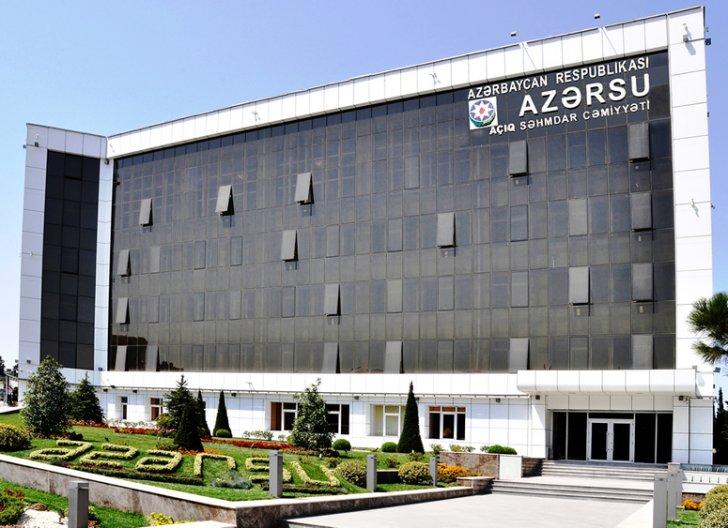 """""""Azərsu""""yun qiymət artımına"""