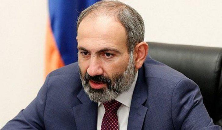 """Nikol Paşinyan: """"İsgəndər"""" raketlərini atdıq, partlamadı"""