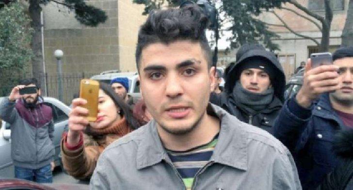Bloger Mehman Hüseynov saxlanılıb