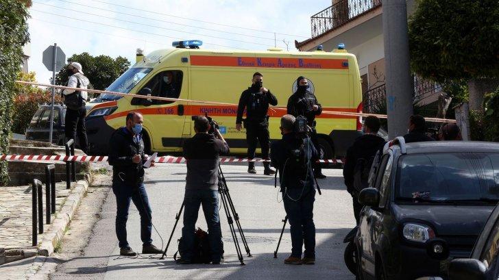 Korrupsiyadan yazan jurnalist Giorgos Karaïvaz Yunanıstanda qətlə yetirilib