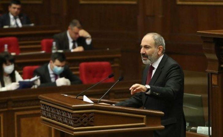 """Nikol Paşinyan: Ermənistan Dağlıq Qarabağın """"işğaldan azad edilməsinə"""" nail olacaq"""