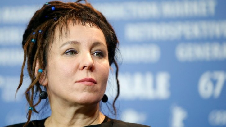 Olga Tokarczuk. Lobya falı -