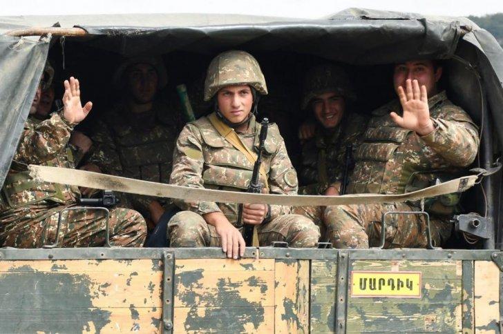Ermənistan Silahlı Qüvvələri Qarabağdan çıxarılır? -