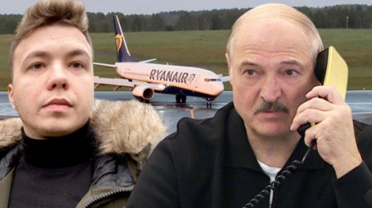 Aleksandr Lukaşenko ilk dəfə təyyarə ilə bağlı insidentdən