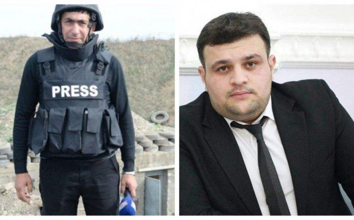 Kəlbəcərdə iki jurnalist minaya düşərək həlak olub -